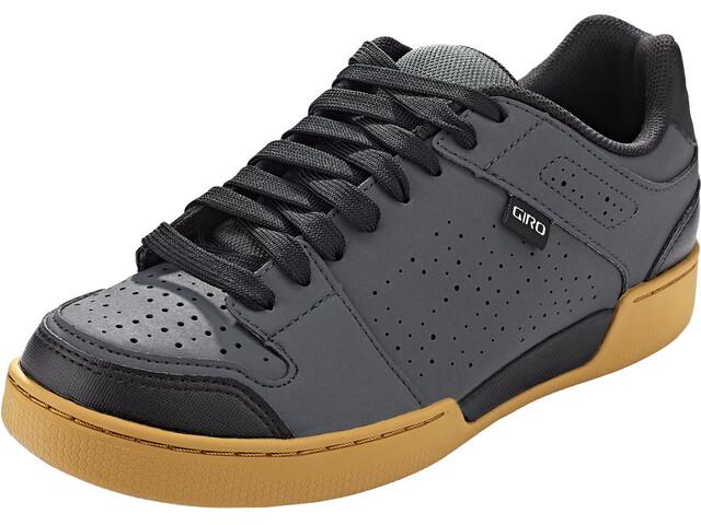 Giro Jacket II kengät Miehet, black/gum